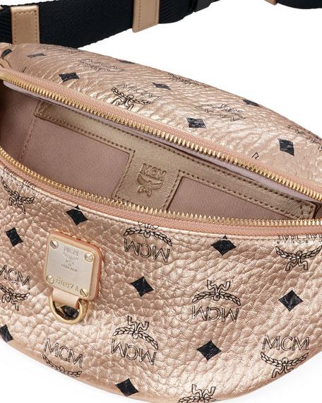 MCM Fursten Visetos Small Belt Bag