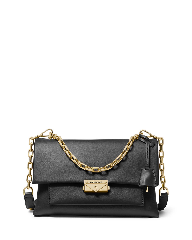 Cece Large Chain Shoulder Bag