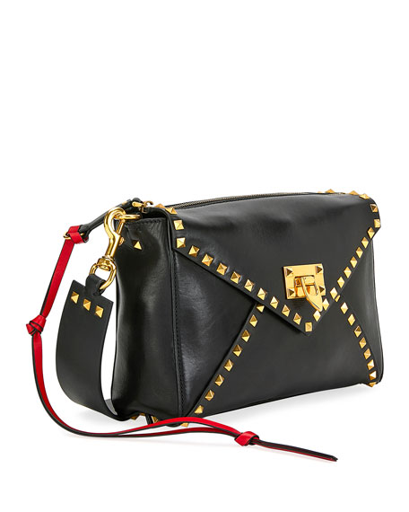 Valentino Garavani Rockstud Hype Medium Shoulder Bag