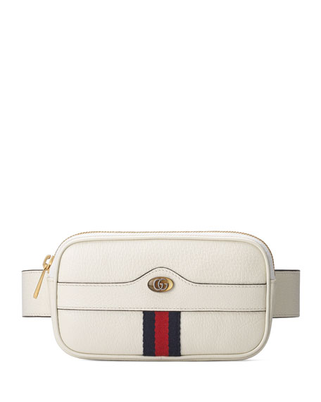 Gucci Belt bags Ophidia Leather Belt Bag