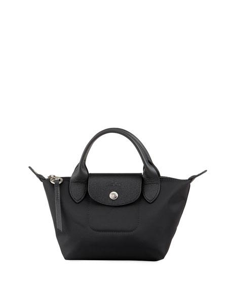 Le Pliage Neo XS Handbag with Strap
