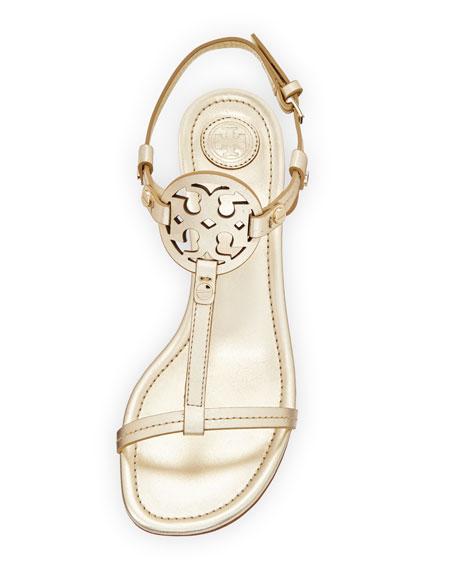 Miller Medallion Wedge Sandal