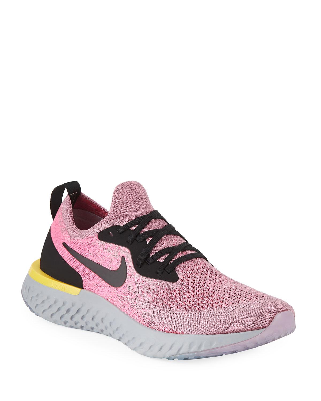 8eea53201571f Nike Epic React Flyknit Women s Running Sneakers