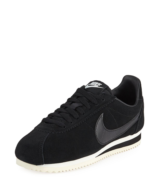 c53da7ddb82138 Nike Women s Classic Suede Cortez Premium Sneakers