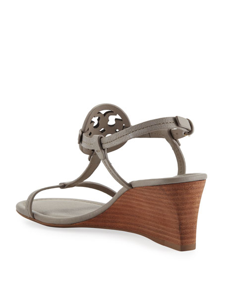 Miller Medallion Wedge Sandals