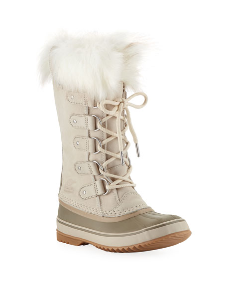 Sorel Joan of Arctic™ Faux-Fur-Trim Boot