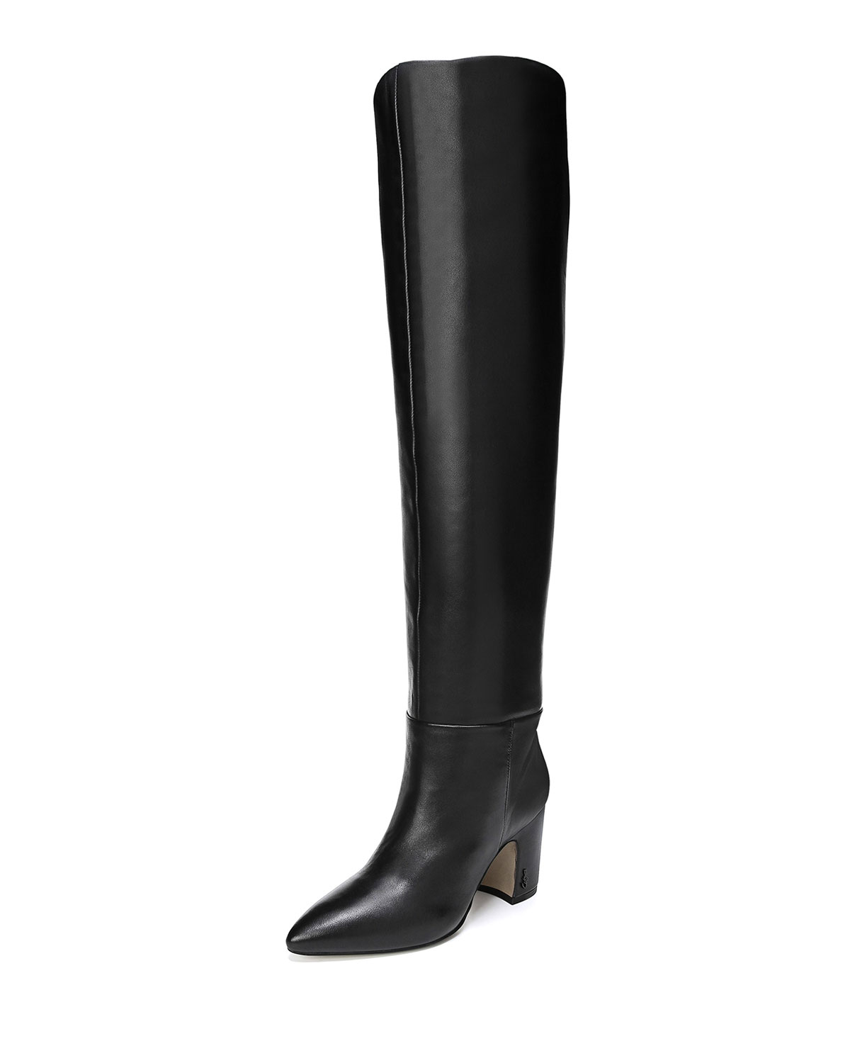 1057ec98e Sam Edelman Hutton Leather Over-The-Knee Boots