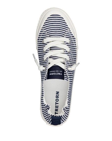 Tretorn Meg Canvas Low-Top Sneakers