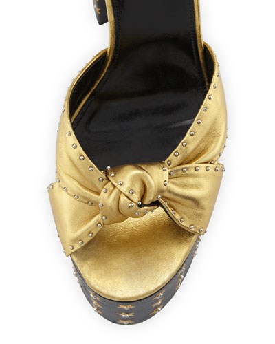 Paige Star Platform Sandals