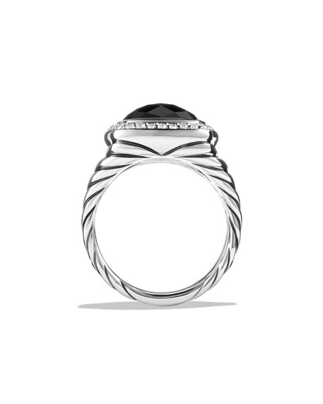 Image 5 of 5: David Yurman Albion Ring with Diamonds