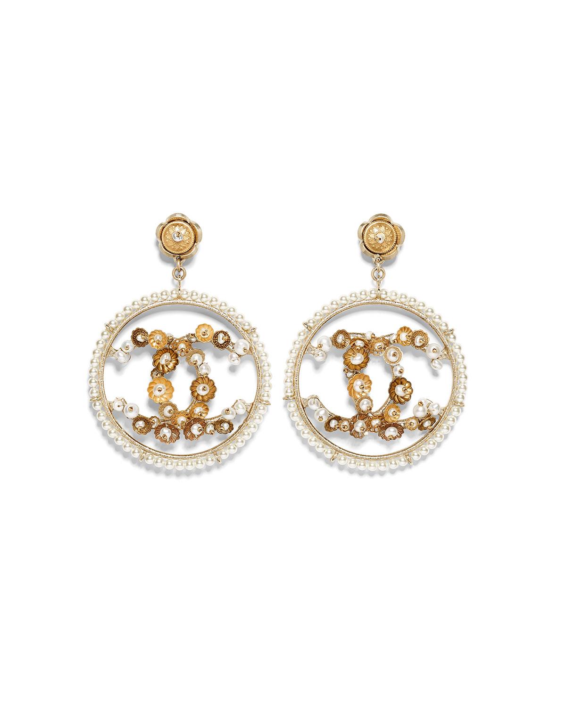 Chanel Earrings Neiman Marcus