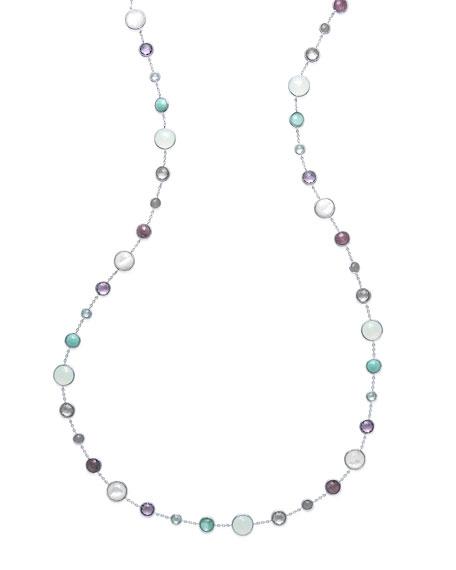 "Ippolita Lollitini Sterling Silver Necklace, 36"""