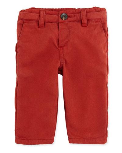 Paul Smith Chino Straight-Leg Pants, Boys' 3M-3T
