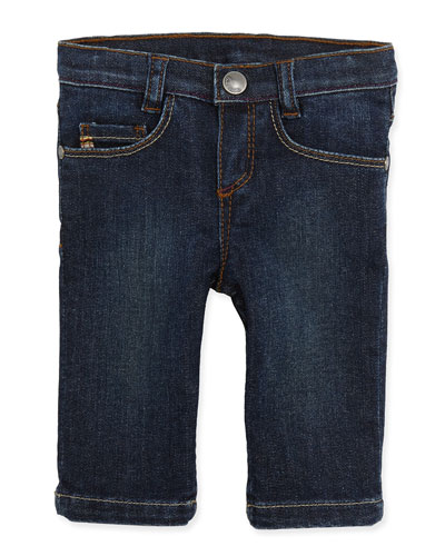 Paul Smith Straight-Leg Denim Jeans, Boys' 3M-3T