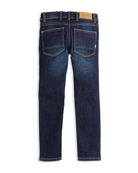 Denim Skinny Jeans, Sizes 8-12
