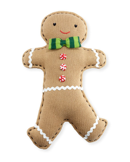Gingerbread Boy Doll