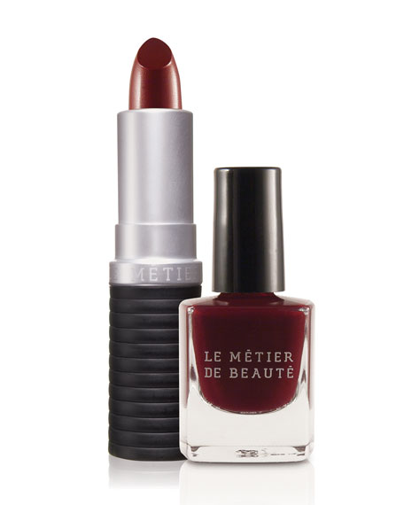 Ken Downing's Lip & Nail Duo - Red My Lips