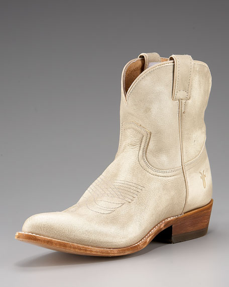 Billy Short Western Boot