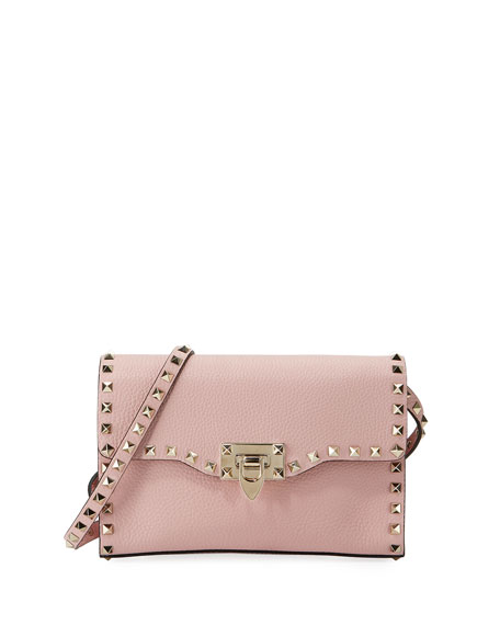 d096d80ccbe Valentino Garavani Rockstud Medium Shoulder Bag