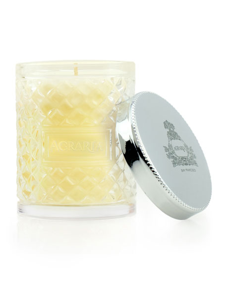 Image 2 of 2: Agraria 3.4 oz. Bitter Orange Crystal Cane Candle