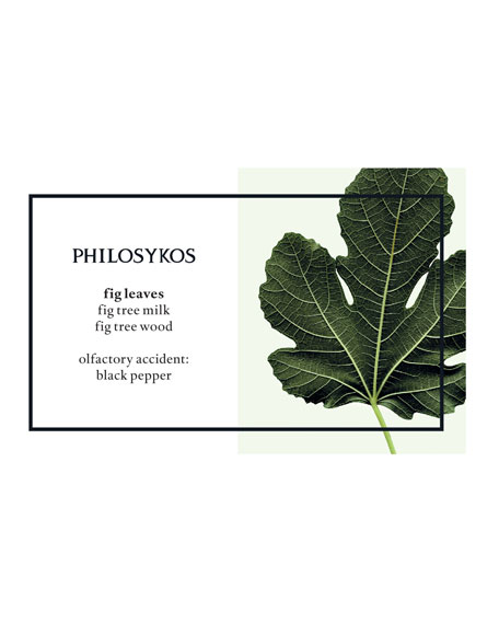 Philosykos Eau de Toilette, 3.4 oz./ 100 mL