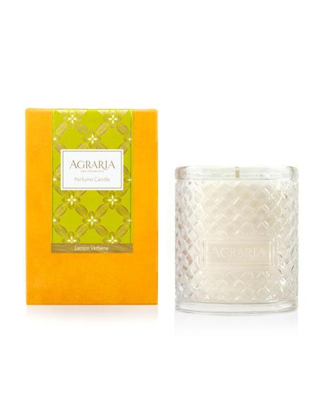 Agraria Lemon Verbena Woven Crystal Perfume Candle, 7
