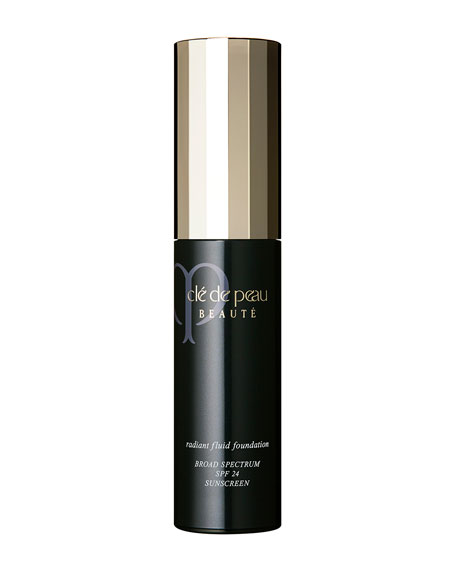 Cle de Peau Beaute Radiant Fluid Foundation SPF