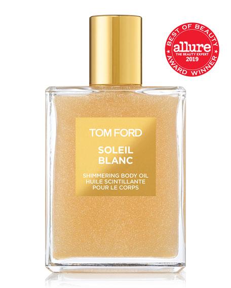 TOM FORD Soleil Blanc Shimmering Body Oil, 3.4