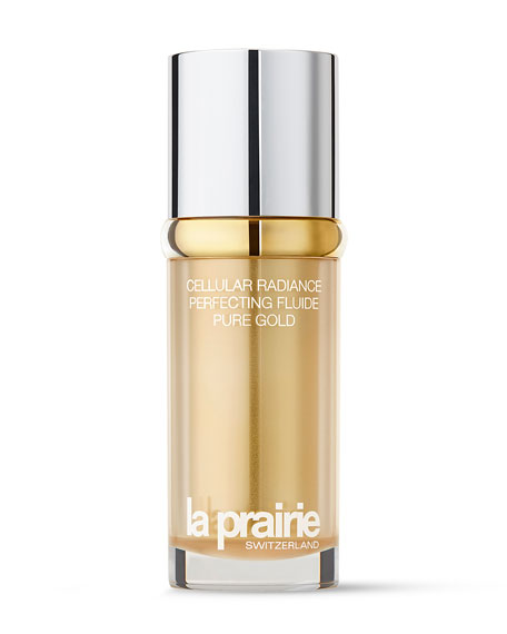 La Prairie Cellular Radiance Perfecting Fluide Pure Gold,
