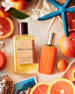 Atelier Cologne Orange Sanguine Cologne Absolue, 200 mL with Personalized Travel Spray, 30 mL