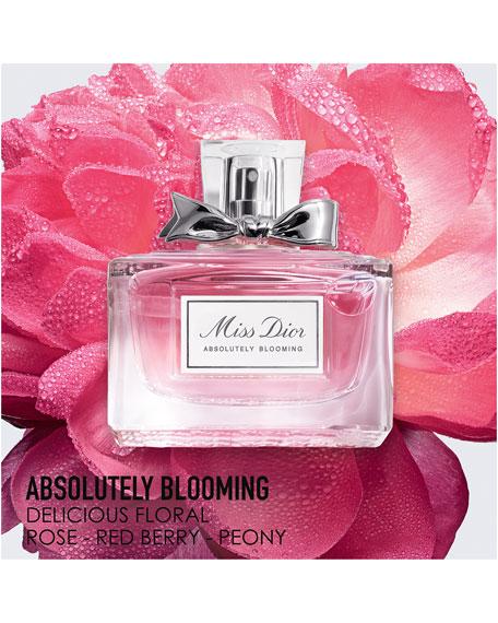 Dior Miss Dior Absolutely Blooming Eau de Parfum, 3.4 oz.