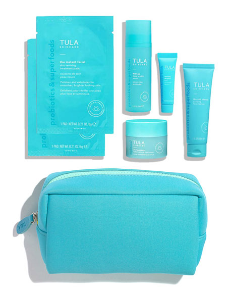 Image 1 of 3: TULA Anti-Aging Discovery Kit