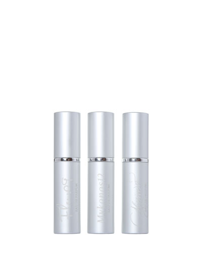 Travel Spray Trio  3 x 0.2 oz.