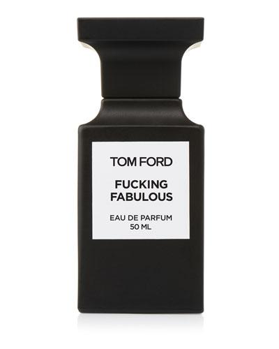 F. Fabulous Eau de Parfum, 1.7 oz./ 50 mL