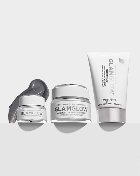 Glamglow SuperMud Clearing Treatment, 0.5 oz./ 15g
