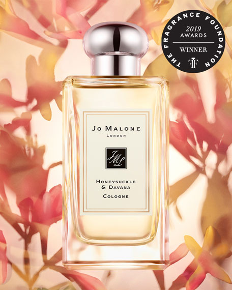 Image 2 of 3: Jo Malone London 3.4 oz. Honeysuckle & Davana Cologne