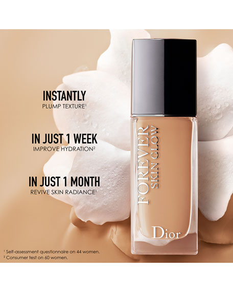 Dior Dior Forever 24h* Wear High Perfection SkinCaring Foundation, Glow