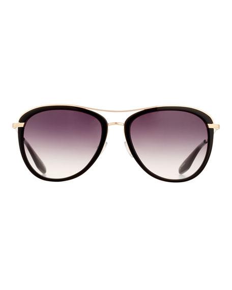 Aviatress Universal-Fit Aviator Sunglasses