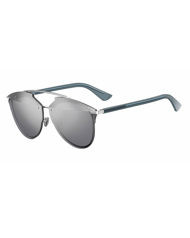 cc5f30ad5341 Dior Reflected Prism Aviator Sunglasses