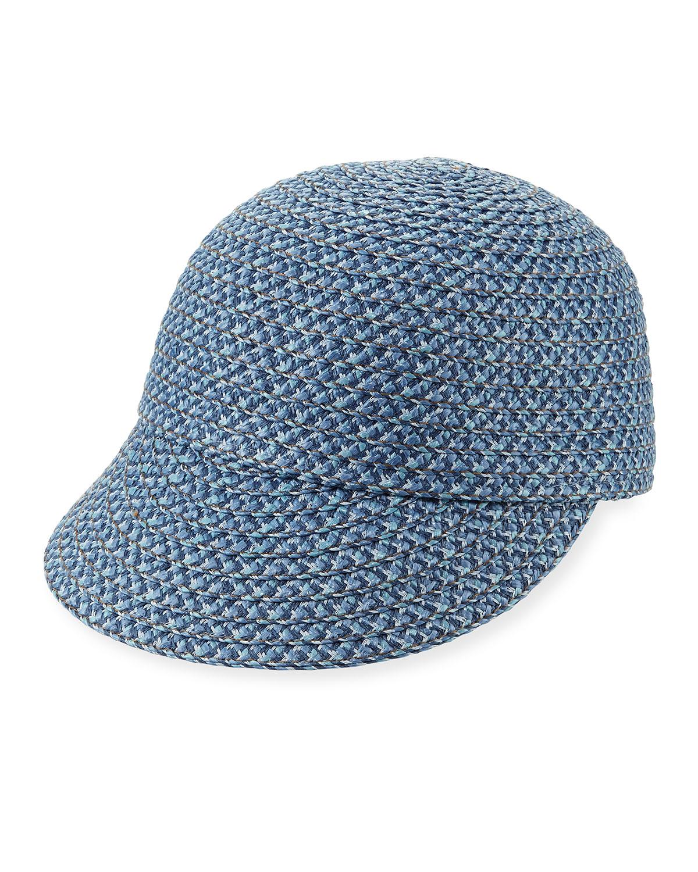 50c700683ae Eric Javits Mondo Squishee Packable UPF 50+ Baseball Cap