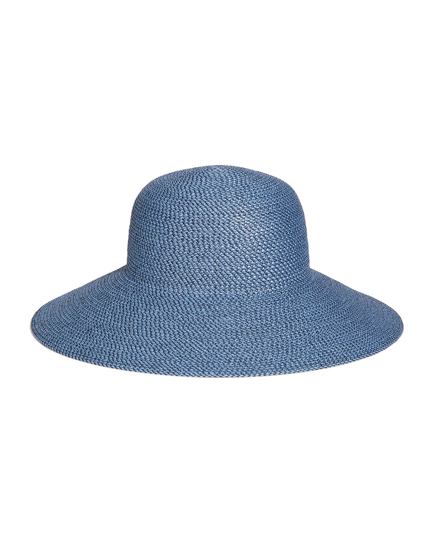b56df1c1572717 Eric Javits Hampton Squishee Packable Sun Hat | Neiman Marcus