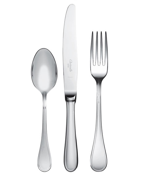 Image 2 of 2: Christofle Albi 2 Stainless Steel Place Spoon