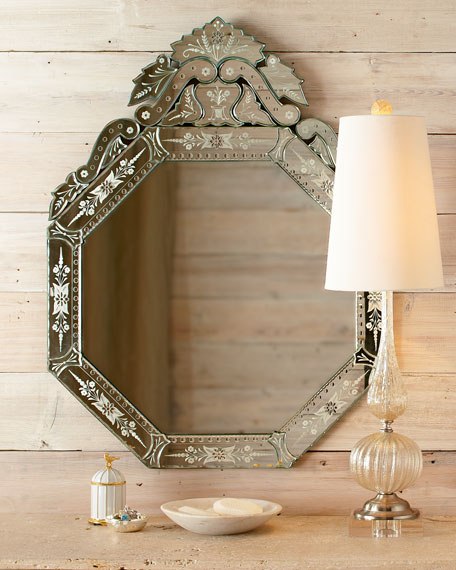 Image 3 of 6: Vasari Mirror