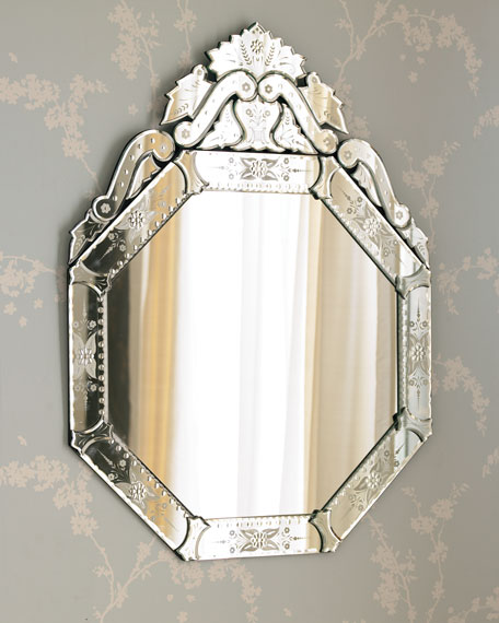 Image 1 of 6: Vasari Mirror