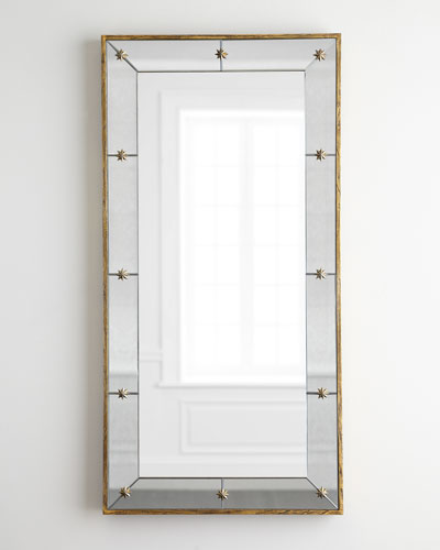 Star Knob Mirror