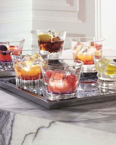 Everyday Baccarat Assorted Tumblers