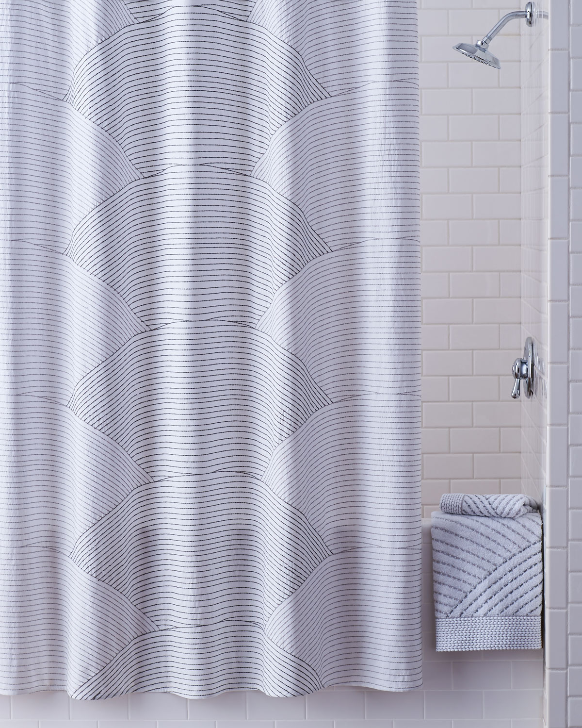 Sazid Shower Curtain