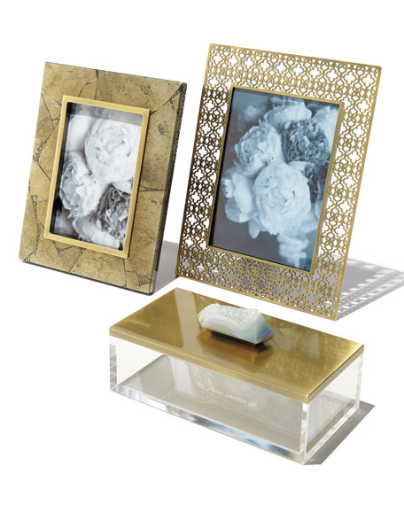 "Filigree Picture Frame, 5"" x 7"""