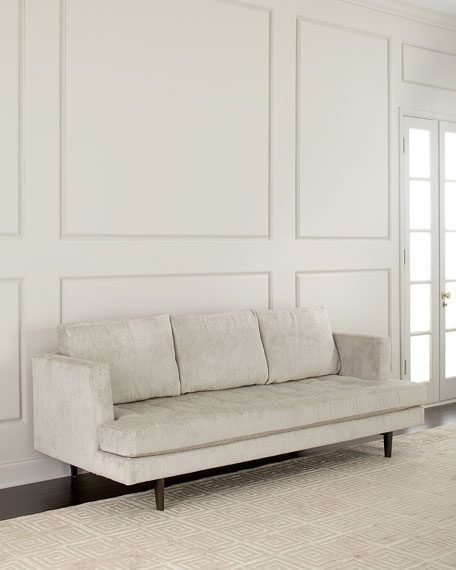 Interlude Home Ayler Sofa 85""