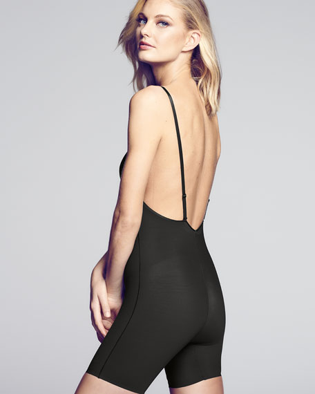 fefae08f6 Image 2 of 6  Nancy Ganz Body Sculpt Backless Shaping Jumpsuit